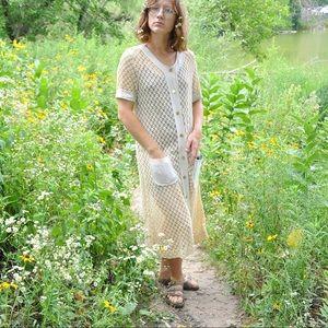 True Vintage Lace Dress